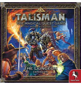 Pegasus Spiel TALISMAN 4E: THE DUNGEON