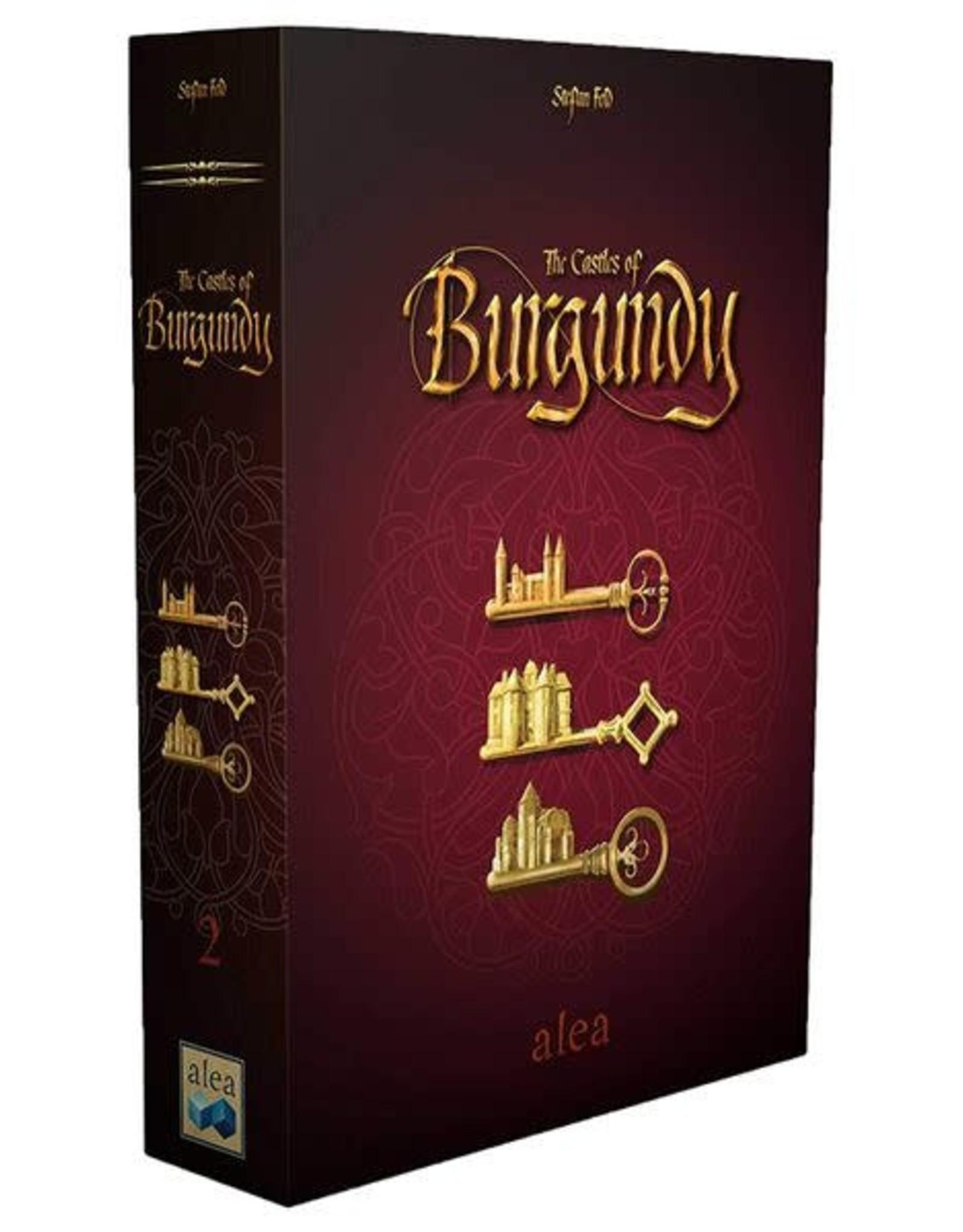Ravensburger Castles of Burgundy: 20th Anniversary