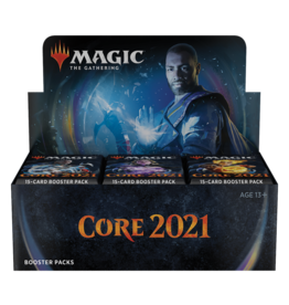 Wizards of the Coast MTG M21 CORE 2021 BOOSTER BOX