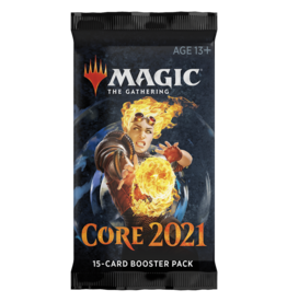 Wizards of the Coast MTG M21 CORE 2021 BOOSTER PACK