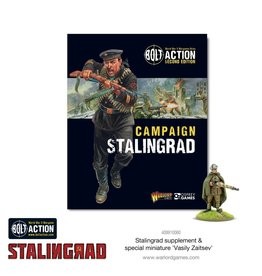 Warlord Games BOLT ACTION: STALINGRAD CAMPAIGN BOOK W/ SPECIAL MINI