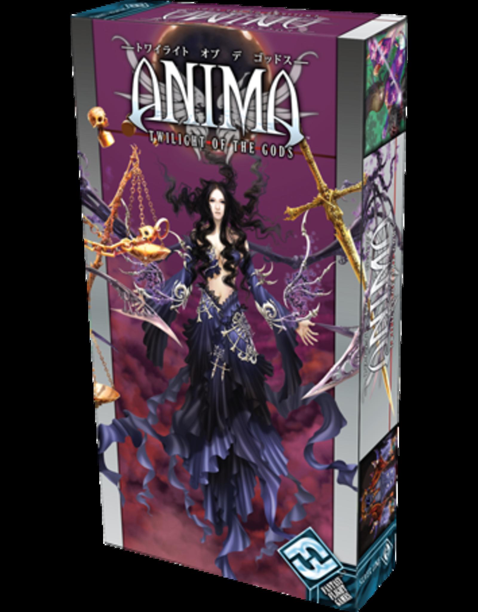 ANIMA: TWILIGHT OF THE GODS