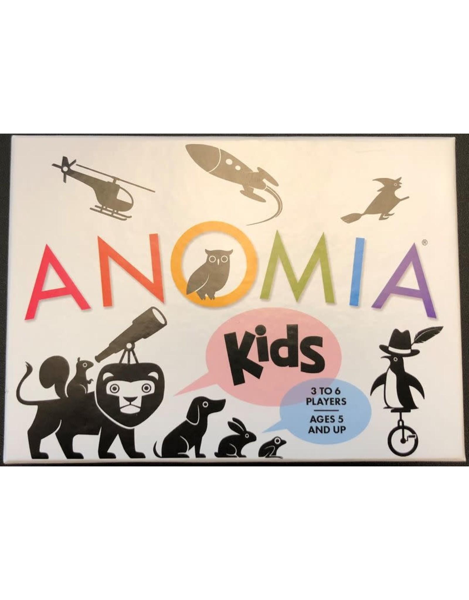 ANOMIA KIDS