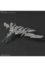 BANDAI 30MM 1/144 EXTENDED ARMAMENT VEHICLE (AIR FIGHTER Ver.) [GRAY]