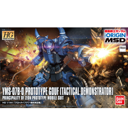 BANDAI THE ORIGIN - 1/144 HG PROTOTYPE GOUF