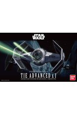 BANDAI 1/72 TIE ADVANCED X1