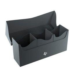 Gamegenic DECK BOX: TRIPLE DECK HOLDER BLACK 240+