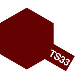 Tamiya TAMIYA SPRAY PAINT 100ML - HULL RED