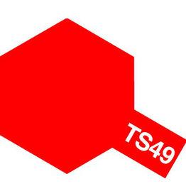 Tamiya TAMIYA SPRAY PAINT 100ML - BRIGHT RED