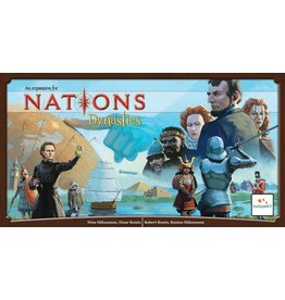 Lautapelit.fi NATIONS: DYNASTY