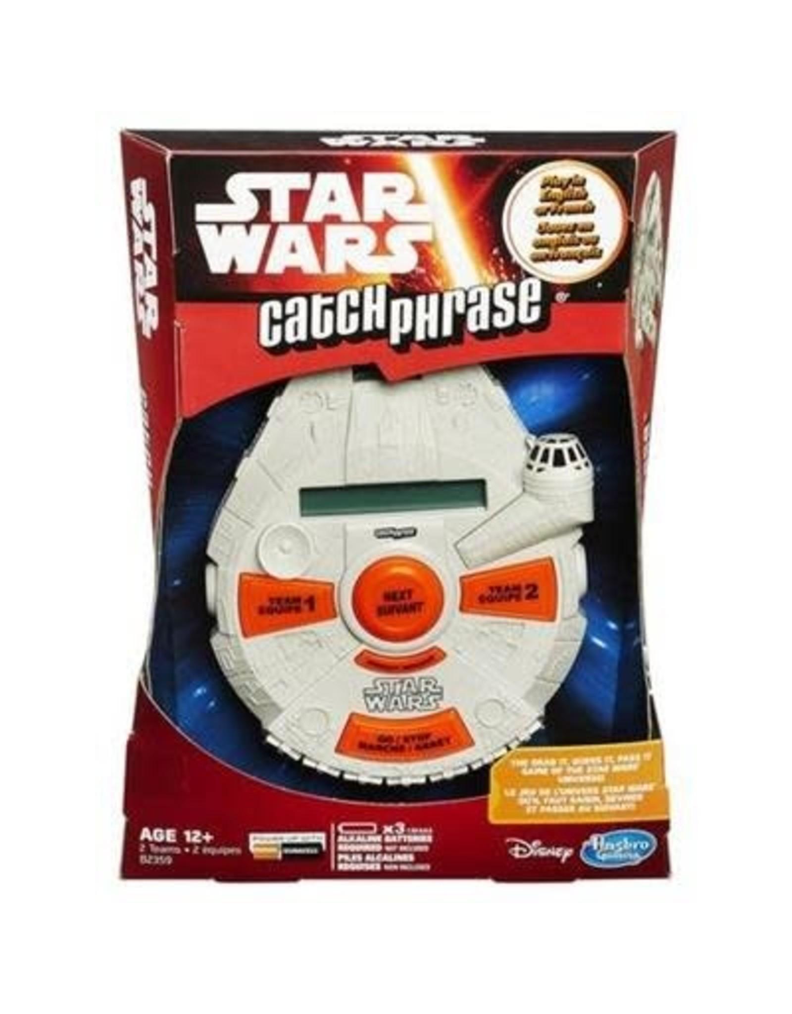 Hasbro STAR WARS CATCHPHRASE