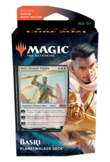Wizards of the Coast MTG CORE 2021 PLANESWALKER DECK: BASRI