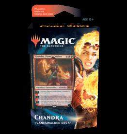 Wizards of the Coast MTG CORE 2021 PLANESWALKER DECK: CHANDRA