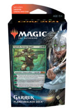 Wizards of the Coast MTG CORE 2021 PLANESWALKER DECK: GARRUK
