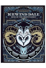 Wizards of the Coast D&D 5E ICEWIND DALE: RIME OF THE FROSTMAIDEN (ALT) HC (SEP 2020)