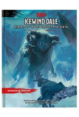 Wizards of the Coast D&D 5E ICEWIND DALE: RIME OF THE FROSTMAIDEN HC (SEP 2020)