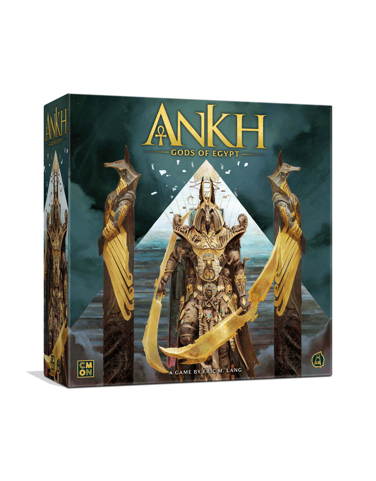 CMON ANKH: ALL-IN PLEDGE [KS]