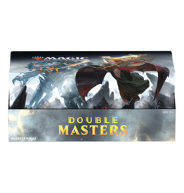 Wizards of the Coast DOUBLE MASTERS DRAFT BOOSTER BOX