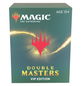 Wizards of the Coast DOUBLE MASTERS VIP PACK