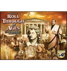 Eagle Gryphon Games ROLL THROUGH THE AGES: THE IRON AGE