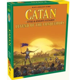 Z-MAN GAMES CATAN: LEGEND OF THE CONQUERORS