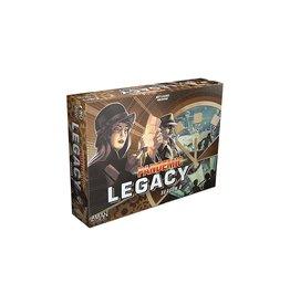 Z-MAN GAMES PANDEMIC LEGACY: SEASON ZERO (STREET DATE Q4 2020)
