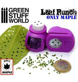 Green Stuff World MINIATURE LEAF PUNCHER MEDIUM PURPLE