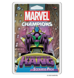 Fantasy Flight MARVEL CHAMPIONS LCG: THE ONCE AND FUTURE KANG SCENARIO PACK