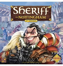 CMON SHERIFF OF NOTTINGHAM 2ND EDITION