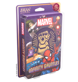 Z-MAN GAMES INFINITY GAUNTLET: A LOVE LETTER GAME (STREET DATE Q3 2020)