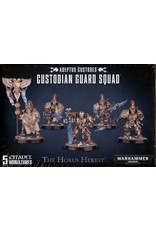 Games Workshop ADEPTUS CUSTODES CUSTODIAN GUARD