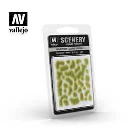 VALLEJO VALLEJO WILD TUFT LIGHT GREEN MEDIUM