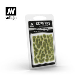 VALLEJO VALLEJO WILD TUFT DRY GREEN LARGE