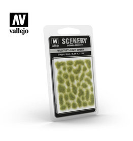 VALLEJO VALLEJO WILD TUFT LIGHT GREEN LARGE