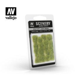 VALLEJO VALLEJO WILD TUFT LIGHT GREEN EXTRA LARGE
