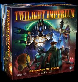 Fantasy Flight TWILIGHT IMPERIUM 4TH EDITION: PROPHECY OF KINGS (STREET DATE NOV 27, 2020)