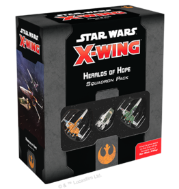 Fantasy Flight X-WING 2E: HERALDS OF HOPE SQUADRON PACK