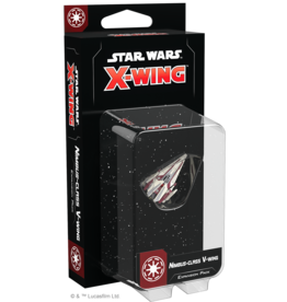 Fantasy Flight X-WING 2E: NIMBUS-CLASS V-WING EXPANSION PACK