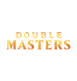 Wizards of the Coast MTG DOUBLE MASTERS VIP BOX (4 packs)