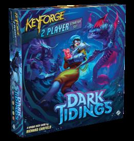 Fantasy Flight KEYFORGE: DARK TIDINGS 2 PLAYER STARTER SET (STREET DATE FEB 12, 2021)