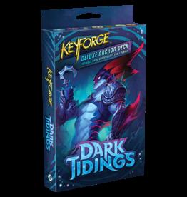 Fantasy Flight KEYFORGE: DARK TIDINGS DELUXE ARCHON DECK (STREET DATE FEB 12, 2021)