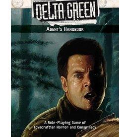 DELTA GREEN RPG: AGENTS HANDBOOK