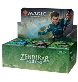 Wizards of the Coast MTG: ZENDIKAR RISING DRAFT BOOSTER BOX