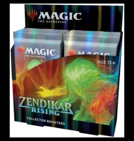 Wizards of the Coast MTG: ZENDIKAR RISING COLLECTORS BOOSTER BOX