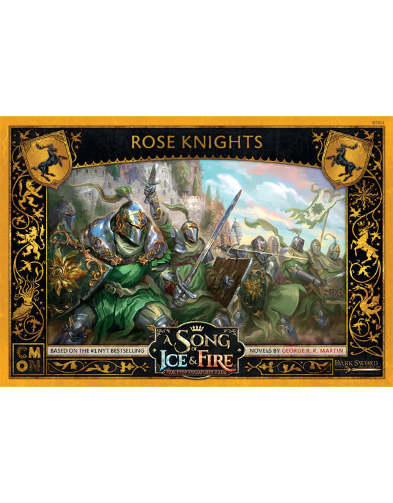 CMON A SONG OF ICE & FIRE: ROSE KNIGHTS