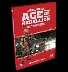 Fantasy Flight STAR WARS AGE OF REBELLION: FULLY OPERATIONAL