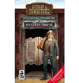 CRANIO CREATIONS MYSTERY HOUSE: BACK TO TOMBSTONE (STREET DATE Q3 2020)