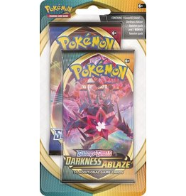 The Pokemon Company International POKEMON SWSH3 DARKNESS ABLAZE BONUS PACK
