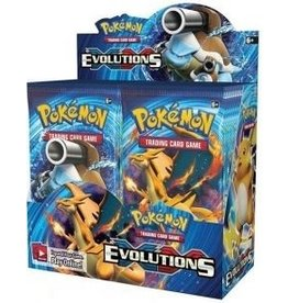 The Pokemon Company International POKEMON XY12 EVOLUTIONS BOOSTER PACK
