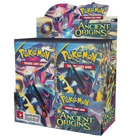 The Pokemon Company International POKEMON XY7 - ANCIENT ORIGINS BOOSTER PACK